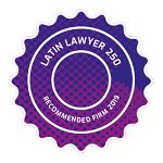 Latin Lawyer 2019 Rosette